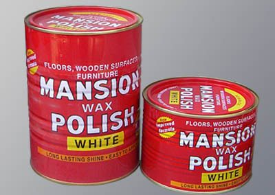 Mansion White Wax Polish